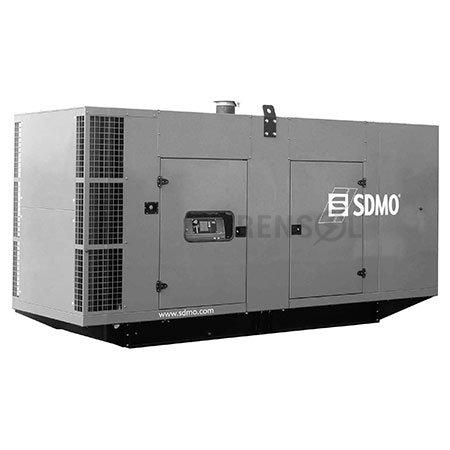 Аренда ДЭС 200 кВт